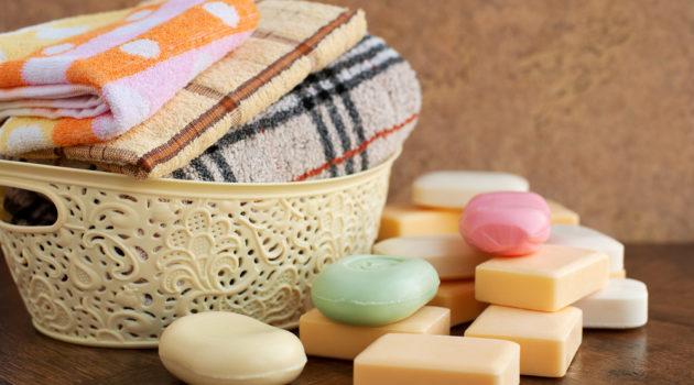 bath products